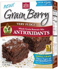The Silver Palate® Grain Berry® Whole Grain Brownie Mix