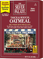 Thick & Rough® Oatmeal - Click Here for More Information