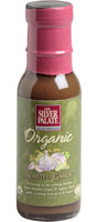 Roasted Garlic Organic Salad Dressing [sil-12402.jpg]