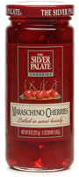 Maraschino Cherries in Sweet Brandy - Click Here for More Information