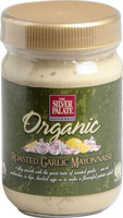 Roasted Garlic Organic Mayonnaise [sil-15002.jpg]