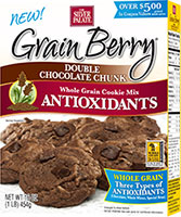 Grain Berry® Double Chocolate Chunk Cookie Mix [sil-170090.jpg]