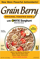 Grain Berry® Toasted Oats - Original with ONYX Sorghum [sil-170107.jpg]