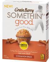 Grain Berry® Cinnamon Bran Muffin Mix [sil-170206.jpg]