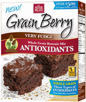Grain Berry® Whole Grain Brownie Mix [sil-170220a.jpg]