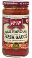 San Marzano Pizza Sauce - Click Here for More Information