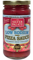 San Marzano Low Sodium Pizza Sauce - Click Here for More Information