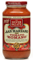 Tomato Romano Pasta Sauce - Click Here for More Information