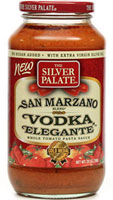 Vodka Elegante™ Pasta Sauce - Click Here for More Information