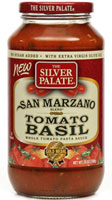 Deluxe Tomato Basil Pasta Sauce - Click Here for More Information