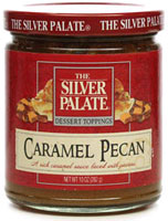 Caramel Pecan Sauce - Click Here for More Information