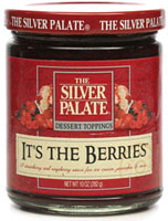 It's the Berries Sauce - Click Here for More Information